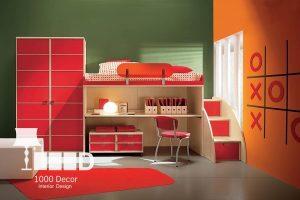 bedroom decoration1 300x200 دکوراسیون اتاق خواب