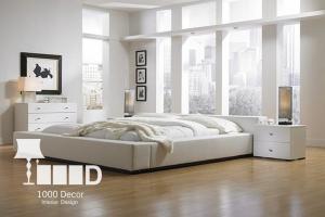 bedroom decoration11 300x200 دکوراسیون اتاق خواب