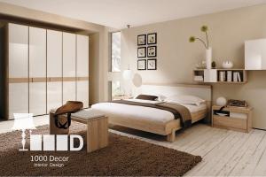 bedroom decoration14 300x200 دکوراسیون اتاق خواب