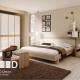 bedroom decoration14 80x80 دکوراسیون اتاق خواب
