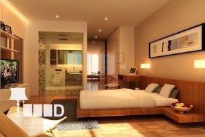 bedroom decoration18 300x200 دکوراسیون اتاق خواب