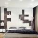 bedroom decoration19 80x80 دکوراسیون اتاق خواب