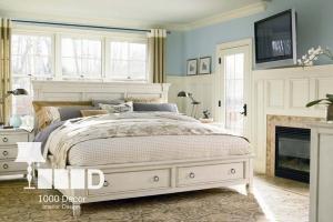bedroom decoration5 300x200 دکوراسیون اتاق خواب