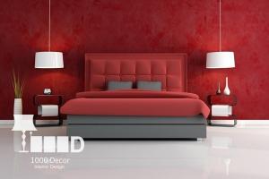 bedroom decoration7 300x200 دکوراسیون اتاق خواب