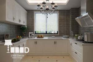cabinets decoration 300x200 طراحی کابینت آشپزخانه
