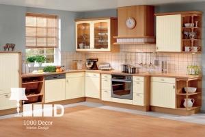 cabinets decoration2 300x200 طراحی کابینت آشپزخانه