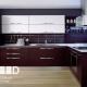 cabinets decoration4 80x80 طراحی کابینت آشپزخانه