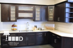 cabinets decoration7 300x200 طراحی کابینت آشپزخانه