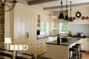 cabinets decoration8 300x200 طراحی کابینت آشپزخانه