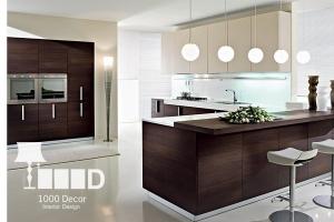 cabinets decoration9 300x200 طراحی کابینت آشپزخانه
