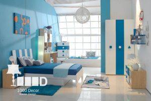 childroom decoration 300x200 دکوراسیون اتاق کودک