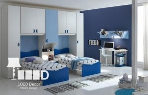 childroom decoration12 300x193 دکوراسیون اتاق کودک