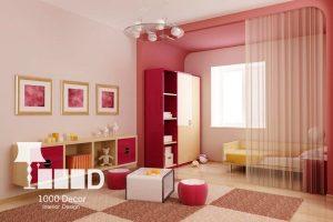 childroom decoration13 300x200 دکوراسیون اتاق کودک