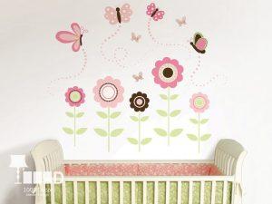 childroom decoration2 1 300x225 دکوراسیون اتاق کودک