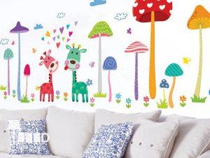 childroom decoration3 1 300x225 دکوراسیون اتاق کودک