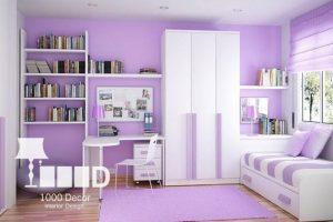 childroom decoration3 300x200 دکوراسیون اتاق کودک