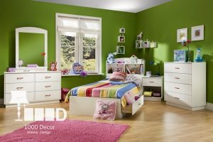 childroom decoration4 300x200 دکوراسیون اتاق کودک