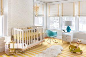 childroom decoration5 300x200 دکوراسیون اتاق کودک