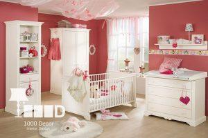 childroom decoration6 300x200 دکوراسیون اتاق کودک