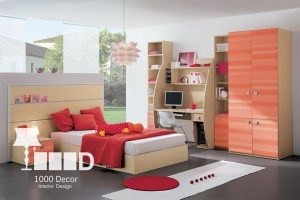 childroom decoration8 300x200 دکوراسیون اتاق کودک
