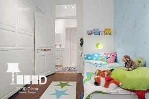 childroom decoration9 300x200 دکوراسیون اتاق کودک