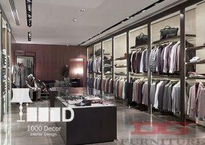 clothes store decoration 2 300x212 دکوراسیون فروشگاه پوشاک