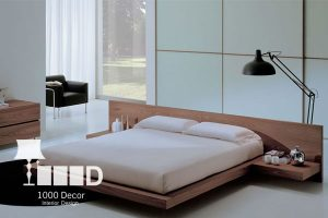 bed decoration11 300x200 تخت خواب (مدلهای زیبای تخت 1000 دکور)
