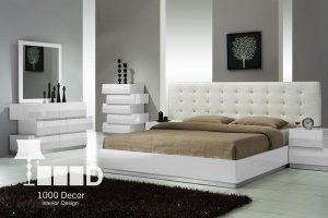 bed decoration12 300x200 تخت خواب (مدلهای زیبای تخت 1000 دکور)