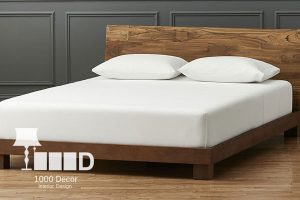 bed decoration3 300x200 تخت خواب (مدلهای زیبای تخت 1000 دکور)