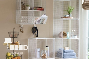floors and shelving decoration1 300x200 طبقه و قفسه بندی