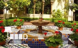 garden and green space12 300x185 باغچه و فضای سبز