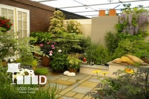 garden space3 2 300x200 فضاسازی