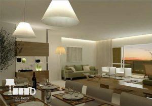 lighting3 300x210 نورپردازی در دکوراسیون