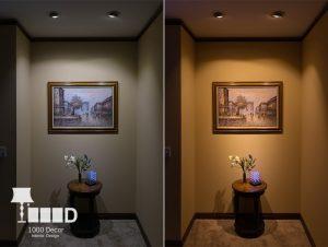 lighting7 300x226 نورپردازی در دکوراسیون