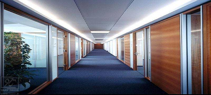 office partition and furniture taav پارتیشن اداری