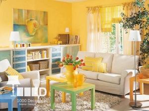 wallpaper12 300x225 رنگ بندی در دکوراسیون