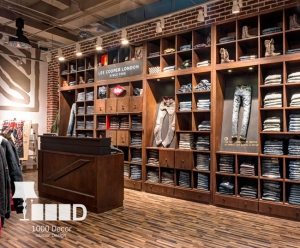 mens boutique shop decoration3 300x248 دکور بوتیک مردانه