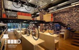 sport3 300x192 دکوراسیون داخلی مغازه لوازم ورزشی