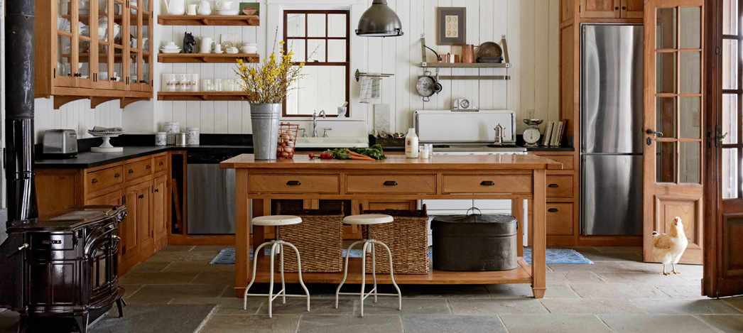 how to layout and decoration in the kitchen 2 Home