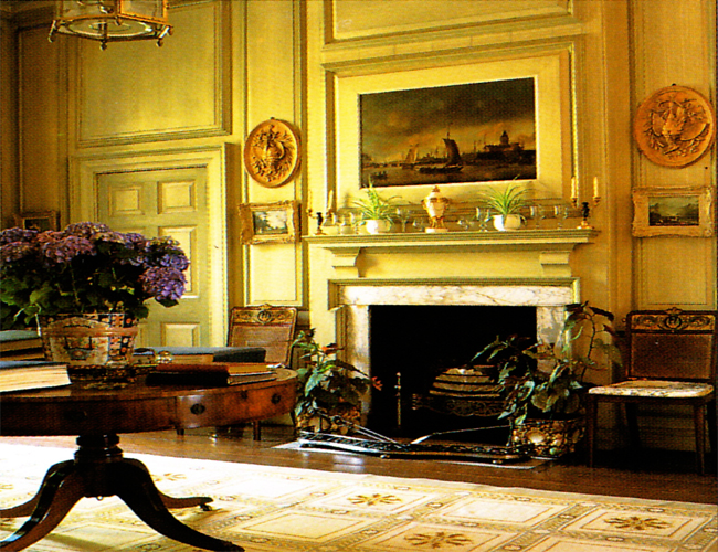 style of Western aesthetics in the interior decoration 2 سبک شناسی غربی در دکوراسیون داخلی
