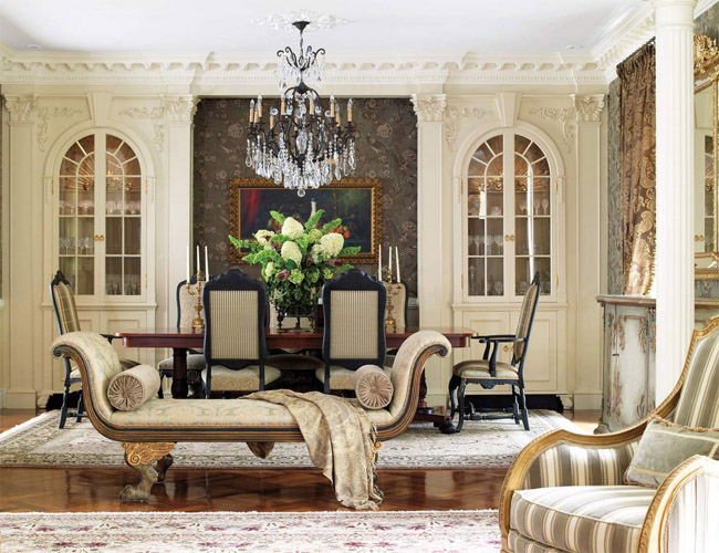 style of Western aesthetics in the interior decoration 3 سبک شناسی غربی در دکوراسیون داخلی