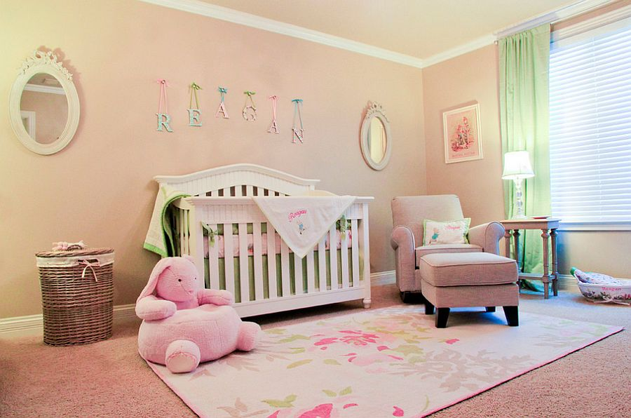 Modern methods of decoration for childrens rooms 4 شیوه نوین دکوراسیون اتاق کودک