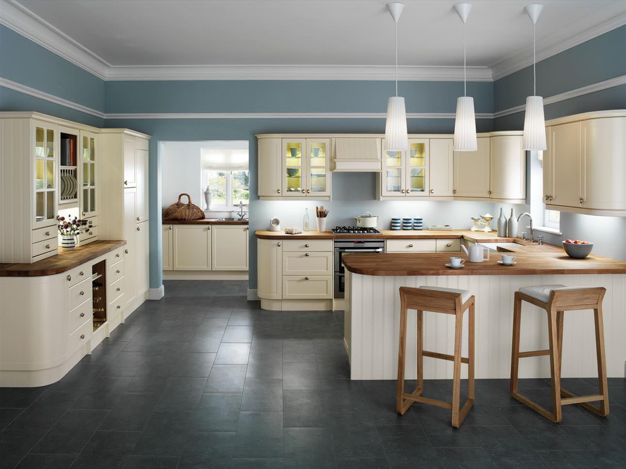 common errors in kitchen design 1 اشتباهات دکوراسیون آشپزخانه
