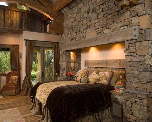 1791cda50493272a 4743 w500 h400 b0 p0 rustic bedroom دکور بالای تختخواب