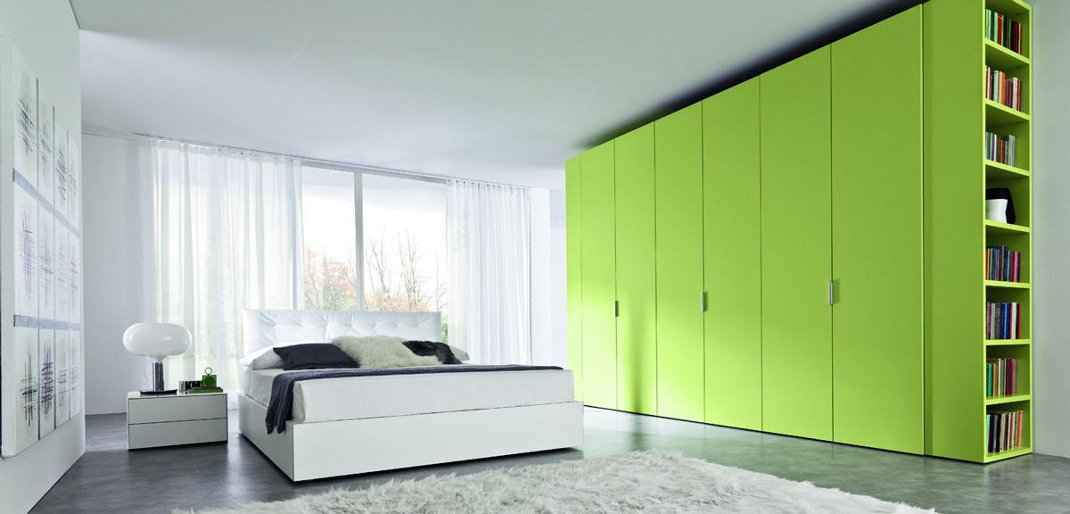 The bedroom closet 03 کمد دیواری مناسب چه ویژگی هایی دارد؟