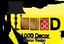 1000 دکور ( دکوراتور ، مجری دکوراسیون )