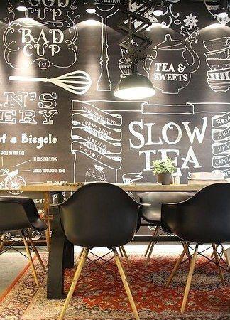 coffe shop 1 6 ایده برای طراحی کافی شاپ متفاوت