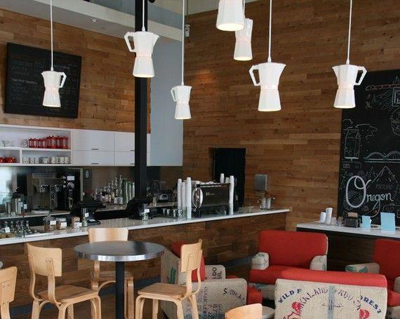 coffe shop 4 6 ایده برای طراحی کافی شاپ متفاوت
