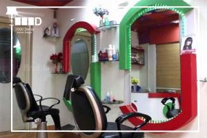 1000decor Barbershop 09 300x200 دکوراسیون آرایشگاه مردانه
