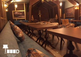 cofe and restorant 5 260x185 پروژه های اجرایی